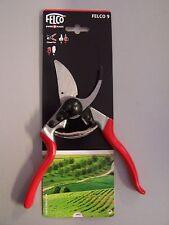 Felco Profi Gartenschere Typ FELCO 9 Spitzenklasse für Linkshänder