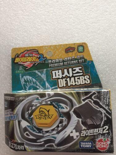 Takara TOMY BEYBLADE arranque BB83 Metal Fusion Piscis DF145BS Corea ver.