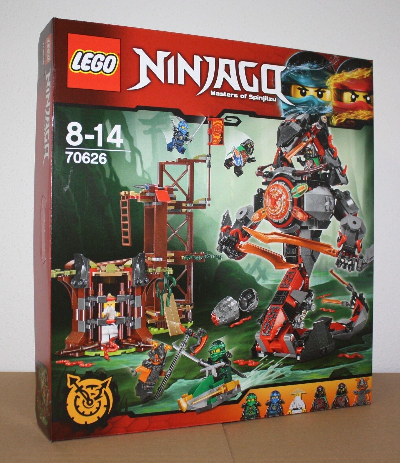 LEGO® NINJAGO 70626 Verhängnisvolle Dämmerung  Neu & OVP