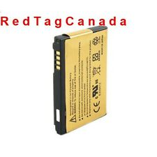 2430mAh Li-Ion Battery for Blackberry F-S1 FS1 9800 9810 Gold Cell Phone- Canada