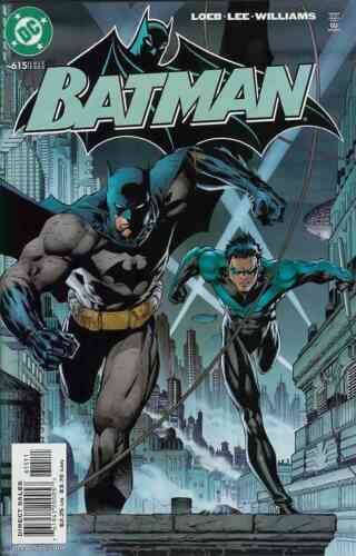 BATMAN #615 NEAR MINT 2003 DC COMICS JIM LEE UNREAD COPY #R-1268