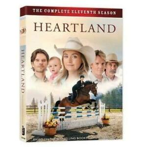 Heartland-The-Complete-Eleventh-Season-TV-Series-5-Disc-Set-DVD-New-Sealed