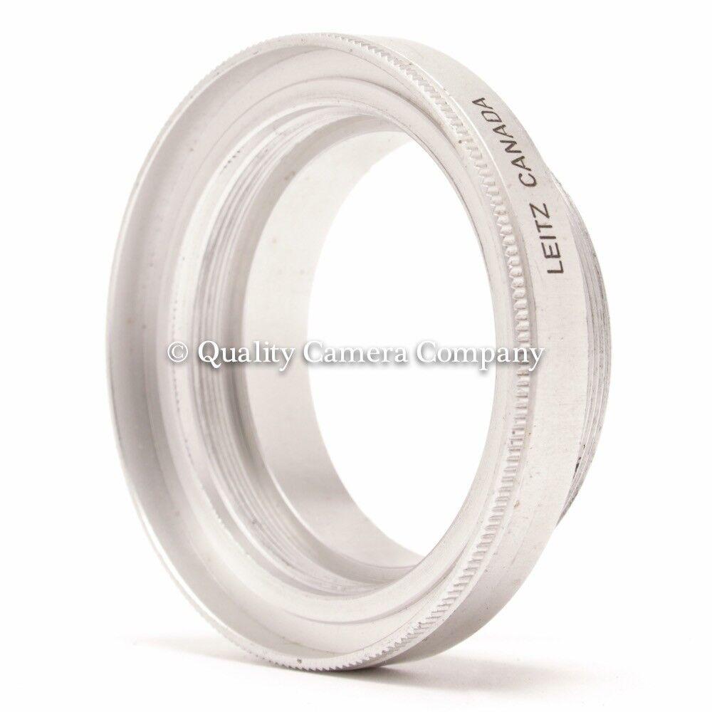 Leica OUEPO/16474 Silver Extension Tube for Visoflex II/III - FREE USA SHIPPING