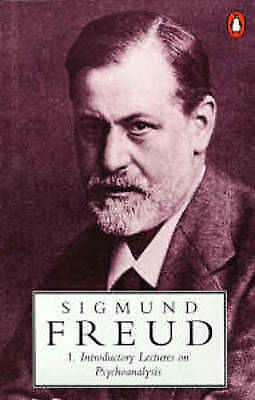Introductory Lectures on Psychoanalysis (Penguin Freud Library)-ExLibrary