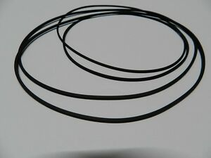Tonband-Riemen-Satz-Philips-4506-4422-Rubber-drive-belt-kit