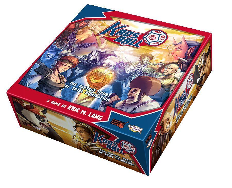 Kaosbtutti  The fantasyc Sport of Total Domination,  nuovo  prodotti creativi