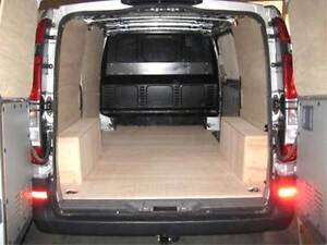 Kit De Protection Bois Interieur Mercedes Vito Court Ebay