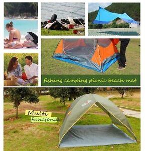 Image Is Loading Picnic Pad Camping Tent Awning Sun Shade Rain