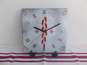 Amical Pendule Horloge Basque Bon GoûT