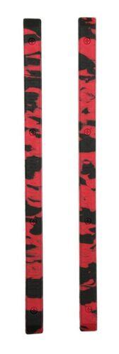 Stomp Pad CRAB GRAB Skate Rails Red Black Swirl Anti-Rutsch-Pad