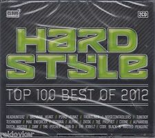 Hardstyle Top 100 - Best of 2012 - Noisecontrollers, Headhunterz u.a.(2 CDs,NEU)