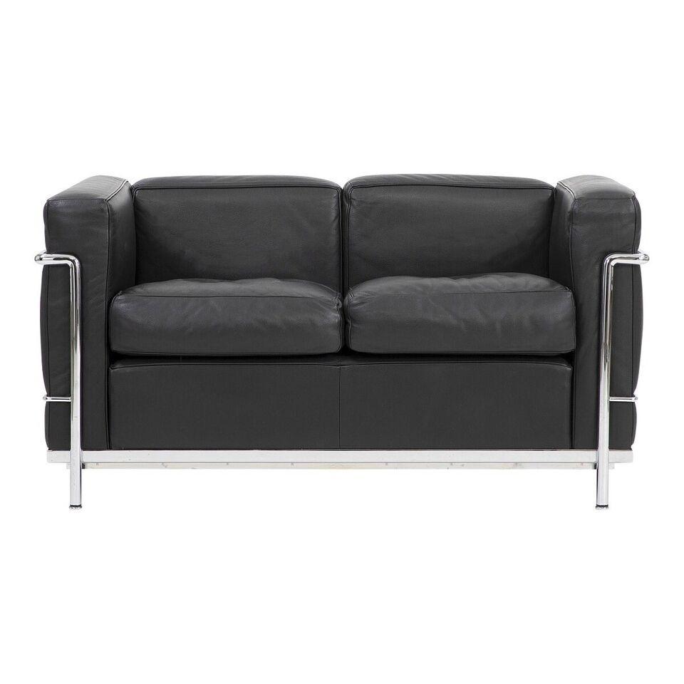 Le Corbusier, NY Le Corbusier Sofa LC-2