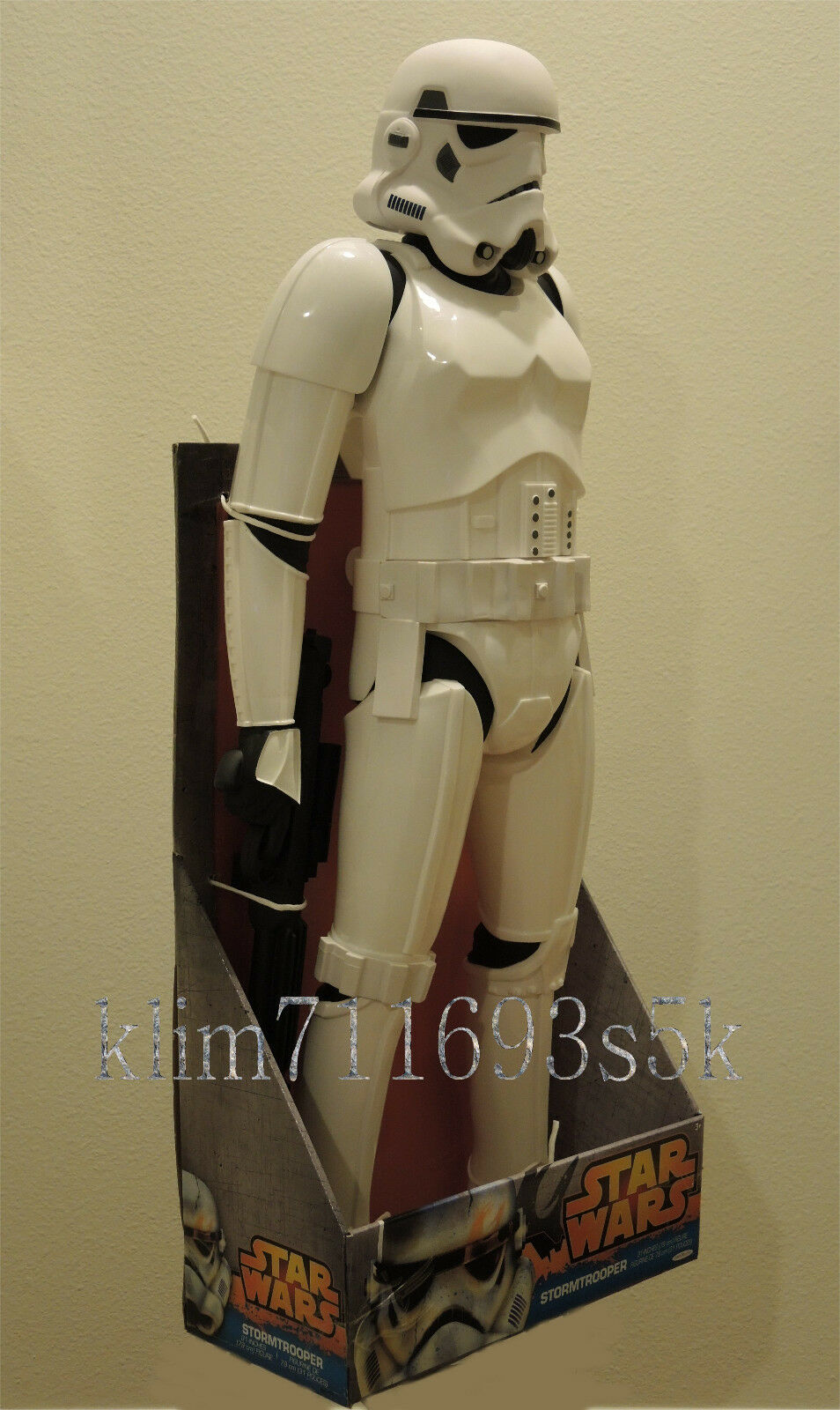Star Star Star Wars Stormtrooper 31-Inch Action Figure 7b4c32