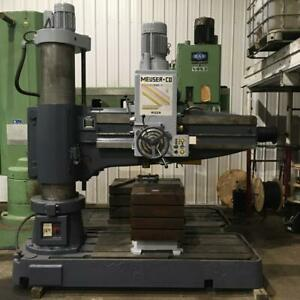 -PERCEUSE RADIALE 50MM ARM DRILL Canada Preview