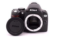 Nikon D60 10.2 MP Digital SLR Camera - Black (Body Only)