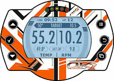 OK1 STYLE GEL STICKER FOR UNIPRO UniGo - KARTING