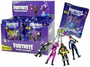 Fortnite-Mini-Figurines-7-cm-3D-Porte-Cles-Aluminium-Choisissez-Votre-Prefere