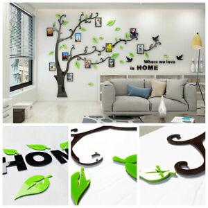 3D-Tree-Decal-Vinyl-Decor-Art-Home-Living-Room-Wall-Sticker-Photo-Frame-Mural