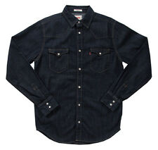 0db58f47 item 2 LEVIS LONG SLEEVE SHIRT Mens Denim or Twill Workshirt Levi's in  Classic or Snap -LEVIS LONG SLEEVE SHIRT Mens Denim or Twill Workshirt  Levi's in ...
