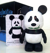 "DISNEY VINYLMATION 3"" PARK 2 SERIES PANDA BEAR MADE IN CHINA ANIMAL KINGDOM TOY"