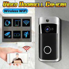 Smart Ring Video Doorbell Camera Wireless WiFi Security Phone Bell Intercom 720P
