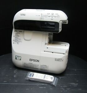 Epson EB-575Wi Short Throw 2700 Lumens WXGA Projector Excellent Image 3354 hrs