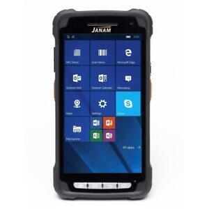 Janam XT2 Rugged Touch Computer Handheld Mobile Scanner XT2-STHTRKGW00