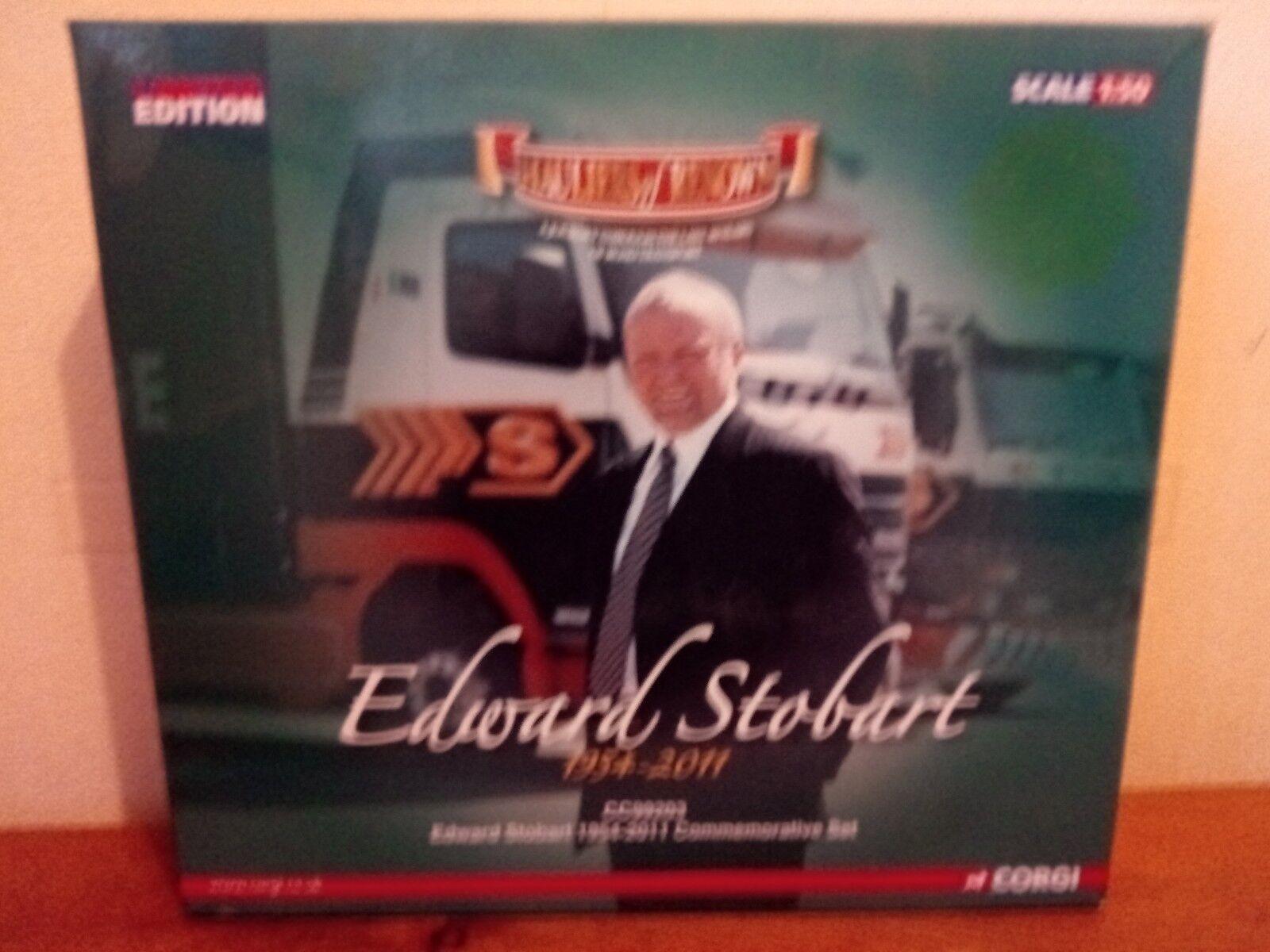 CORGI CC99203 Edward Stobart Set