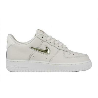 Femme Nike Air Force 1 07 PRM LX Blanc Baskets AO3814 001 | eBay