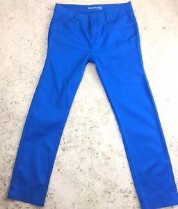 Taille Sifflets 28 Bleu M80wopyvnn Pantalon Femmes UGLSVzMqp