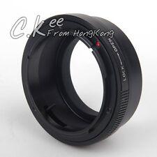 Canon FD Lens to Sony NEX Adapter A7 A7R A7S A6300 A5100 A6000 5T 3N 6 5R F3 7 5