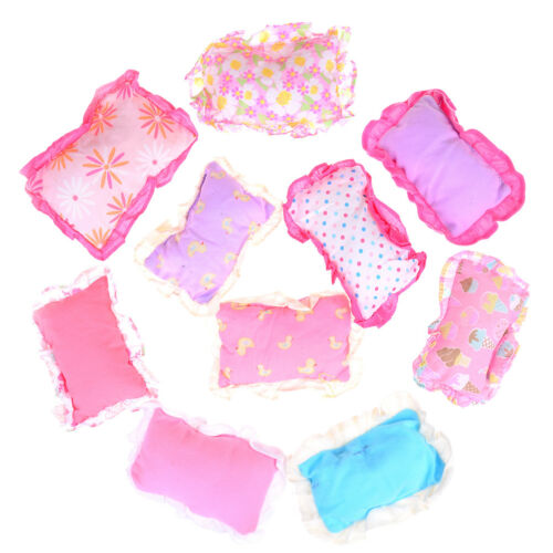 Doll pillow random color for american doll toy