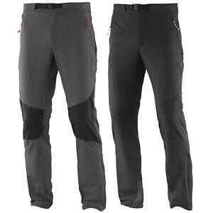 Details about Salomon Wayfarer Mountain Pant Men's Trekking Trousers Outdoor Hiking