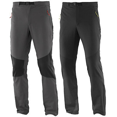 Salomon Wayfarer Mountain Pant Men's Trekking Trousers Outdoor Hiking | eBay