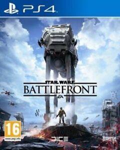 STAR-WARS-Battlefront-PS4-PS4-Nuovo-di-zecca-spedizione-lo-stesso-giorno-tramite-consegna-super