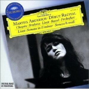 MARTHA-ARGERICH-DEBUT-RECITAL-CD-NEW