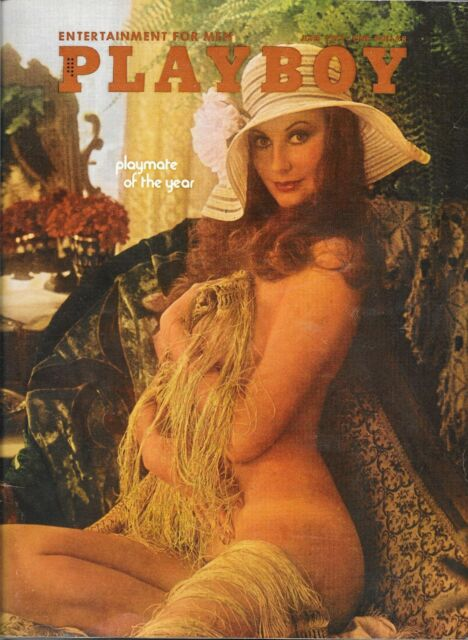 PLAYBOY MAGAZINE-VINTAGE-JUNE 1973-GREAT CONDITION-FAST SHIPPING WORLDWIDE