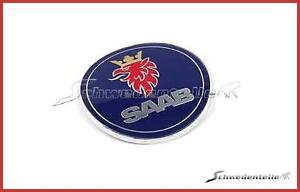 Original-Saab-Emblem-Heck-Saab-9-5-Kombi-02-05-logo-badge-NOUVEAU-NEW