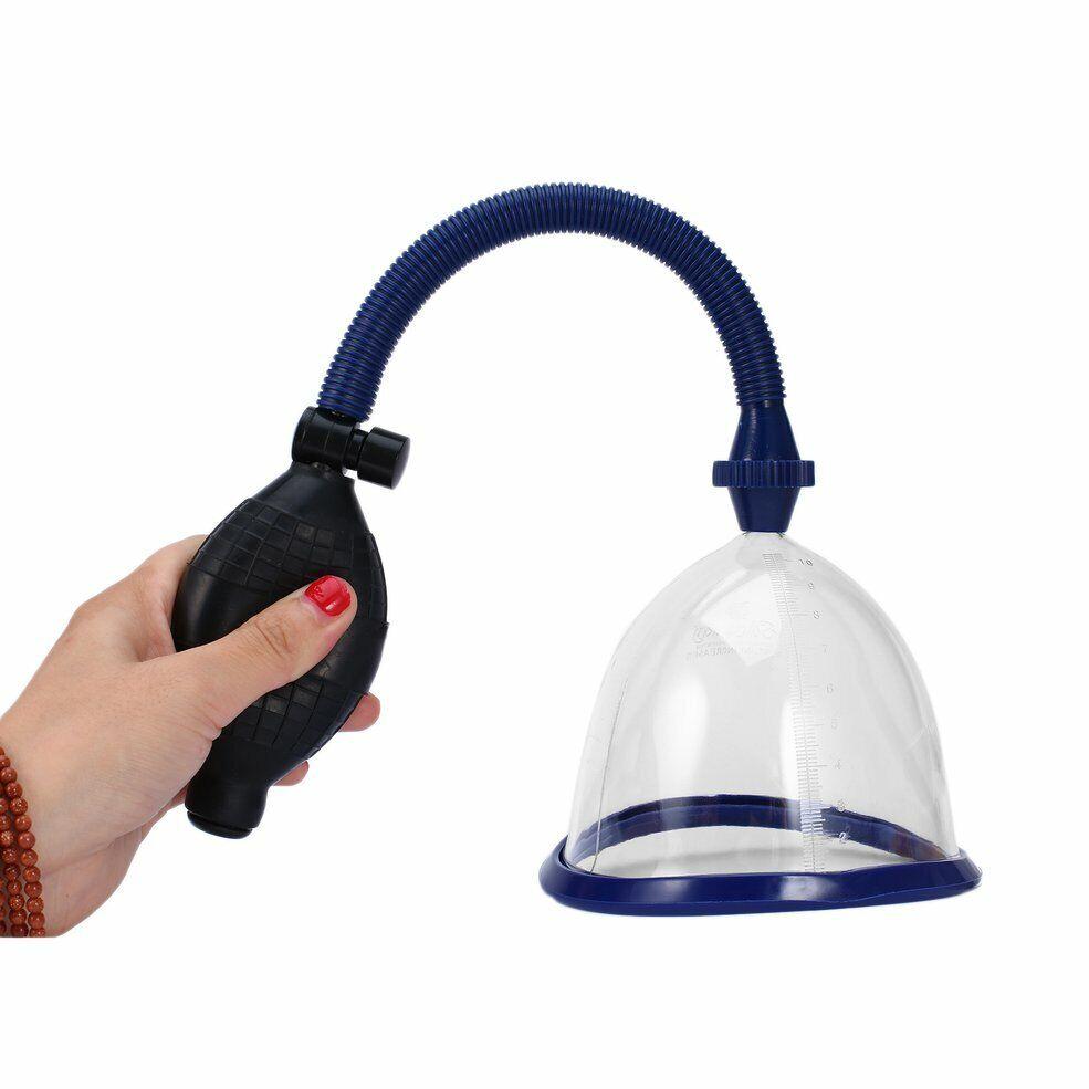 Breast Pump Enhancement Vacuum Enlarger Bra Massager Cupping Body