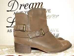 cce69764131 Details about ROCKET DOG Suede Silky LEATHER High Heels Cowboy Boots Womens  Shoes Size 6.5