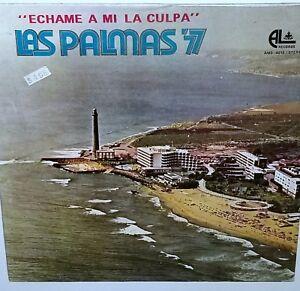 LA PALMAS 77 SEALED LP LATIN FUNK Breaks CANARY ISLANDS DJ Funky Record ALBUM 45
