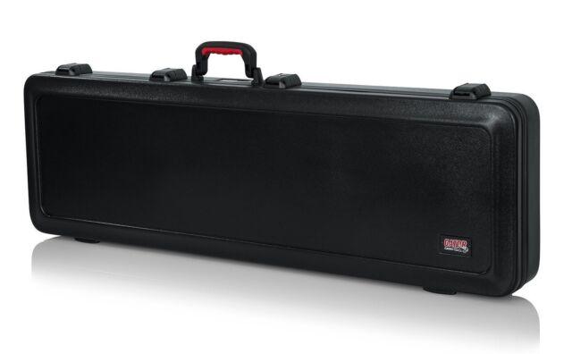 Gator Cases Gtsa-Gtrbass Ata Molded Polyethylene Tsa Series Case For Bass Guitar