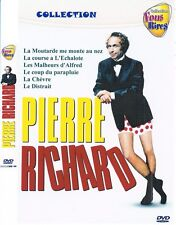 Pierre Richard 6 movies Collection 2 Multilanguage - optional eng, spa, rom subs
