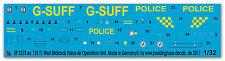 Peddinghaus 2378 1/32 Ec 135 T1 West Midland Air Police unit