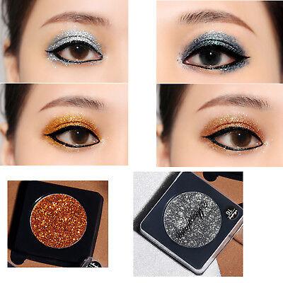 1 Pot Shiny Glitter Eye Shadow Lip Face Hair Body Art Loose Powder