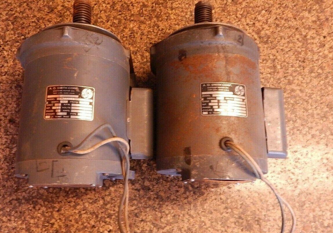 1-Shopsmith Mark V 500 3 4 HP A.O. Smith Corp Motor