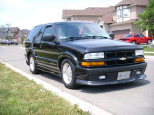 2002 Extreme Blazer for sale $3000 or best offer. Sold as is.. (