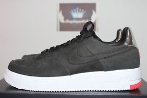 Image is loading Nike-Air-Force-1-Ultraforce-FC-QS-Black-