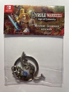 Mystery Guardian Keychain Hyrule Warriors Age of Calamity Preorder Bonus NEW!