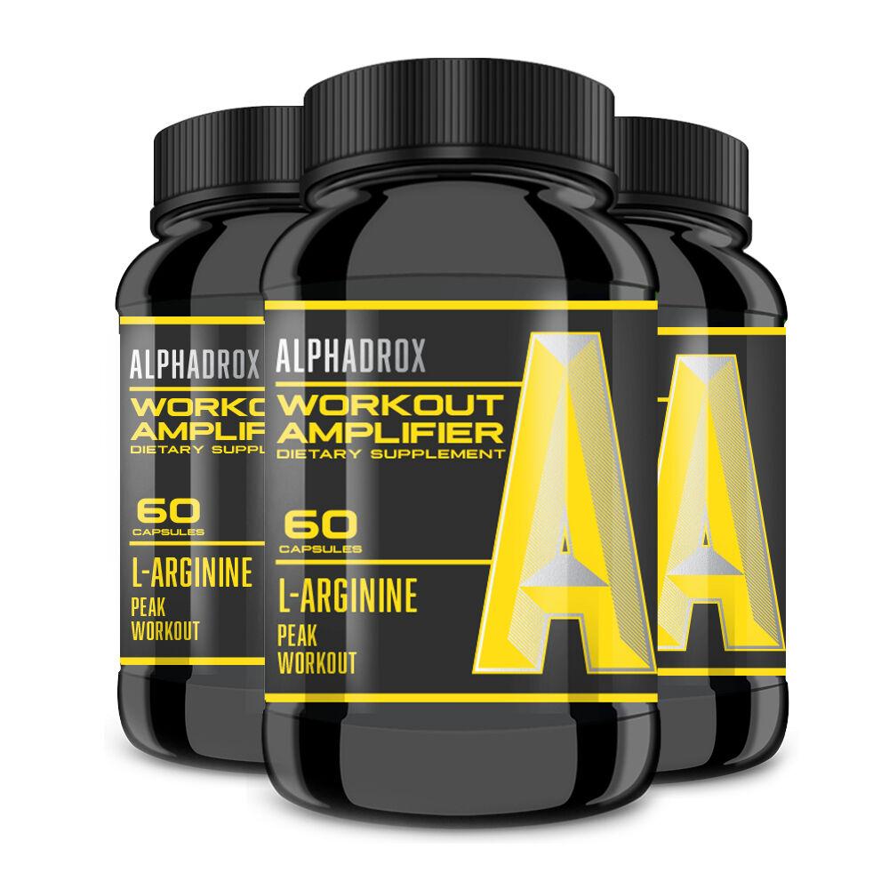 ALPHADROX Workout - Buy 2 Get 1 FREE - EXPLOSIVE WORKOUTS-Start Shrotding Today